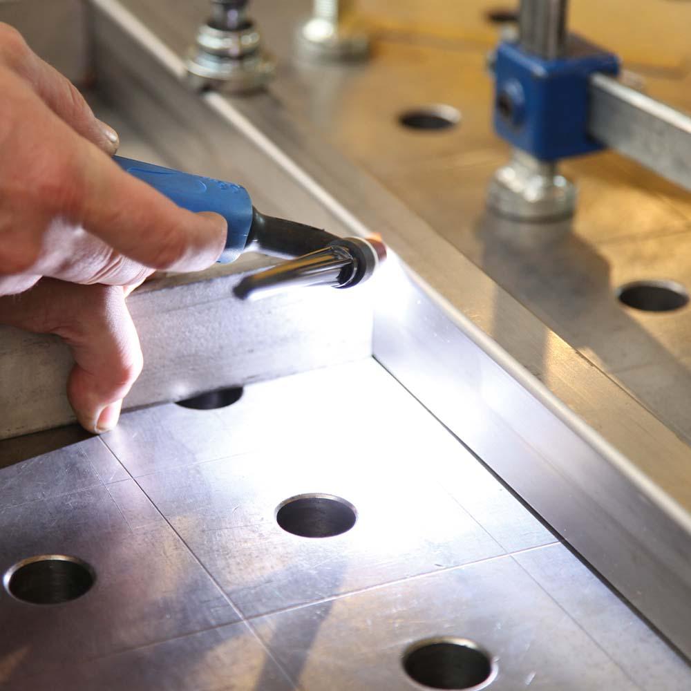 Bernhard Kirchhoff Metallverarbeitung | Widerstandsschweißen