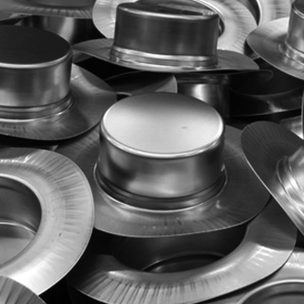 Bernhard Kirchhoff Metallverarbeitung | Produktbeispiele | Ziehteile